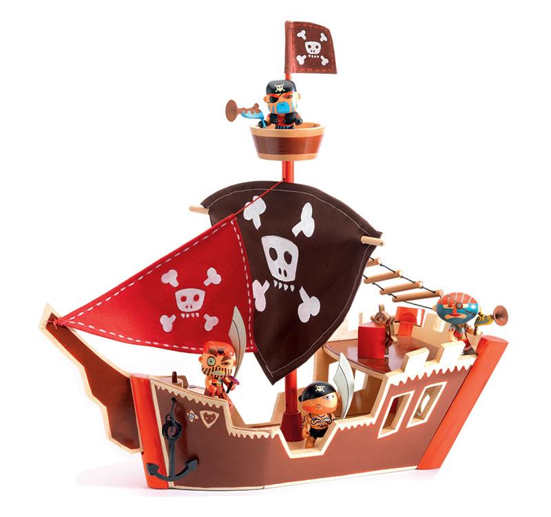 Znalezione obrazy dla zapytania djeco ze pirat boat