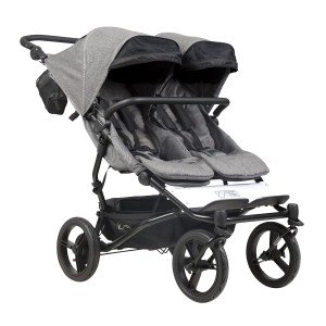 MOUNTAIN BUGGY Duet 3 luxury (2020+) -  wersja spacerowa
