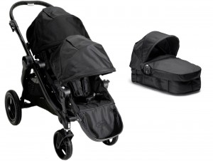 "Baby Jogger CITY SELECT Double - wersja ""ROK PO ROKU"""