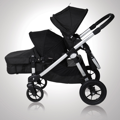 Baby Jogger City Select Double Wersja Quot Rok Po Roku Quot Na